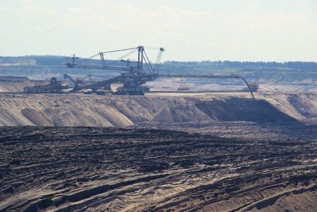 open pit Welzow 08 photo