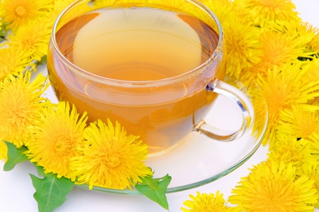 herbal, tea, Stock Photo - 11096398