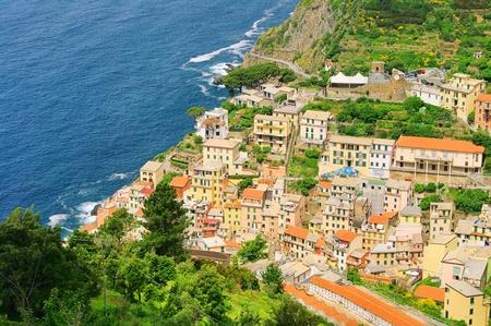 Cinque Terre Riomaggiore photo