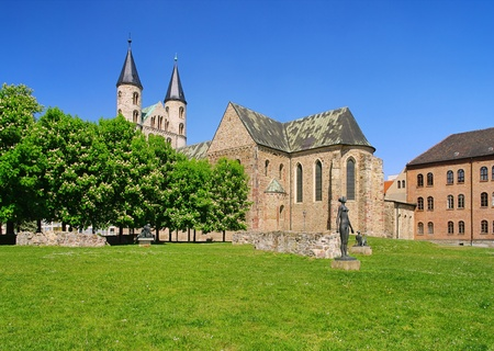abbey: Magdeburg abbey