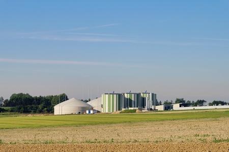 Biogasanlage - biogas plant 79
