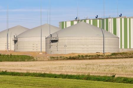 Biogasanlage - biogas plant 80