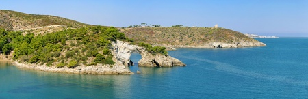 Gargano Kueste - Gargano coast 03