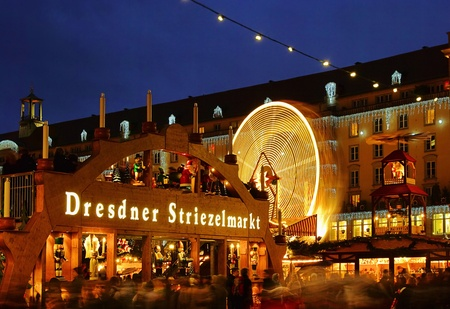 Dresden christmas market  18 Editorial