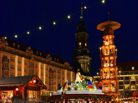 Dresden christmas market  20 Stock Photo - 12058444
