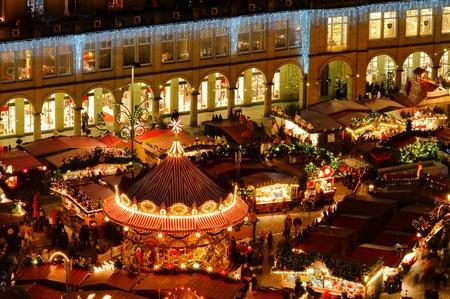 Dresden christmas market   Stock Photo - 12058500