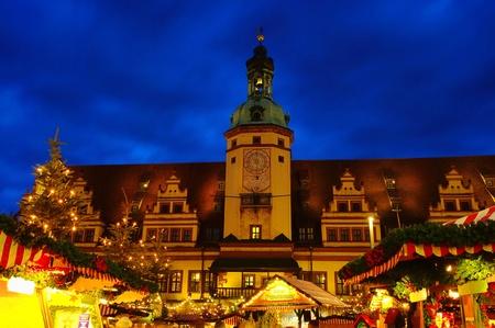 Leipzig christmas market 03 Editorial
