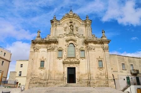 francesco: Matera church San Francesco d Assisi