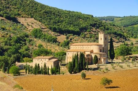 Sant Antimo Stock Photo - 12534338