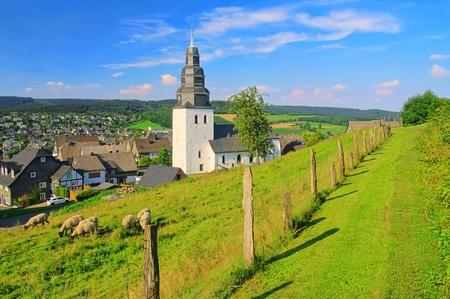 Eversberg church Stock Photo - 12534550