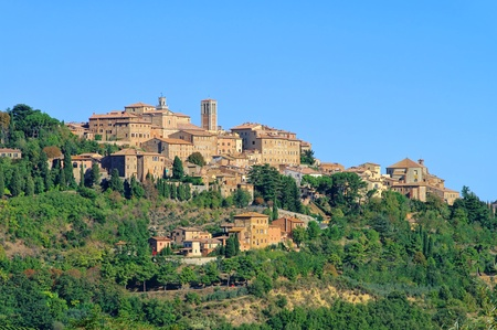 Montepulciano  Stock Photo - 12837407