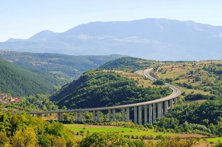 gran: Gran Sasso freeway