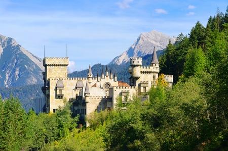tyrol: Seefeld castle