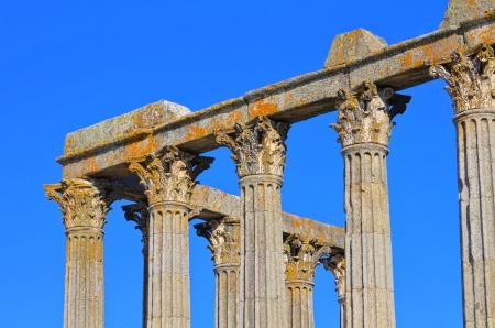 Evora temple photo