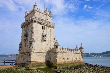 belem: Lisbon Torre de Belem 01
