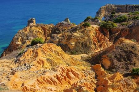 Algarve beach Stock Photo - 14393552