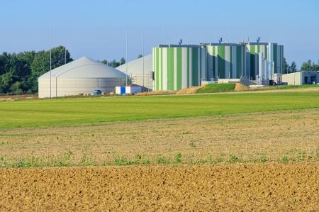 biogas plant 83 photo