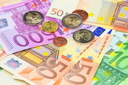Euro currency Stock Photo - 14393482