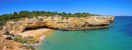 barlavento: Algarve beach