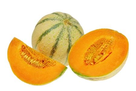 Charentais-Melone 01 Standard-Bild - 14830099