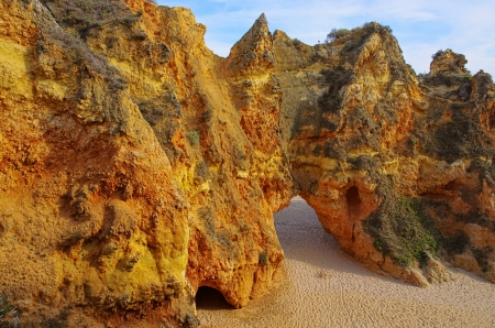 Algarve beach 03 Stock Photo - 15193120