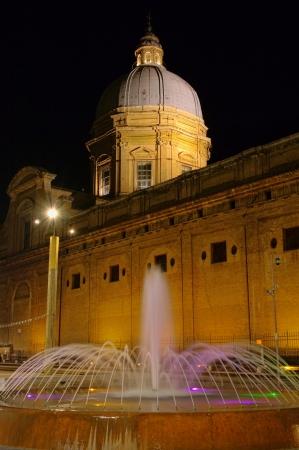 angeli: Santa Maria degli Angeli Basilica 01