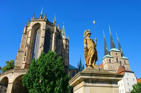 erfurt: Erfurt cathedral