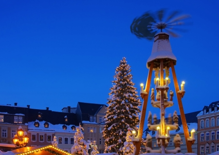 Annaberg-Buchholz christmas market photo