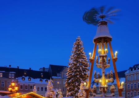 striezelmarkt: Annaberg-Buchholz christmas market
