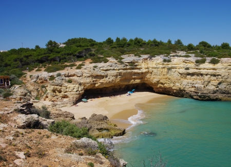 Algarve beach 06 Stock Photo - 17296873