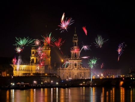 Dresden Fireworks 33 photo