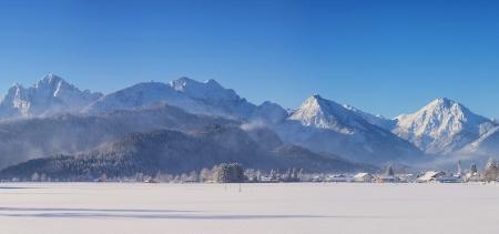 schwangau: Allgaeu in Winter