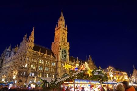 München Weihnachtsmarkt 03 Standard-Bild - 17690353