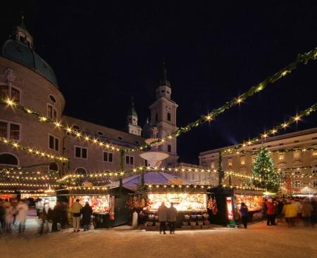 salzburg: Salzburg christmas market 04