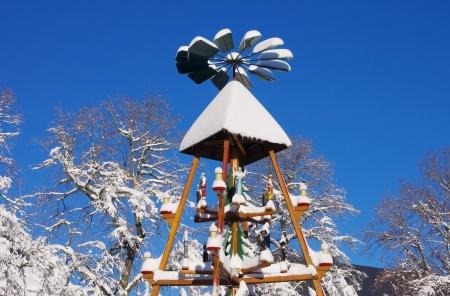 erz: Marienberg christmas Market 01