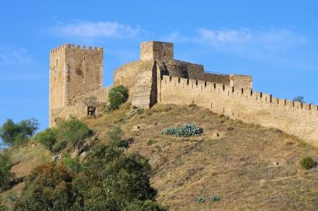 donjon: Mertola castle