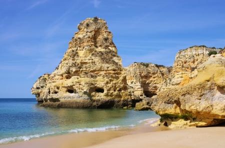 Algarve beach 15 Stock Photo - 18336605