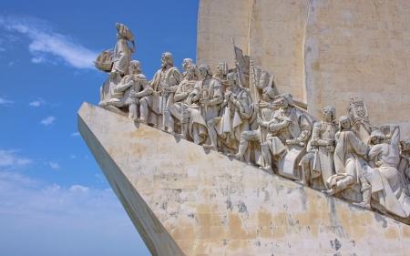 descubridor: Lisboa Monumento a los Descubrimientos 05 Editorial
