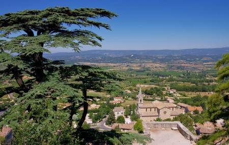 libani: Bonnieux church