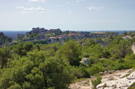 Les Baux-de-Provence   photo