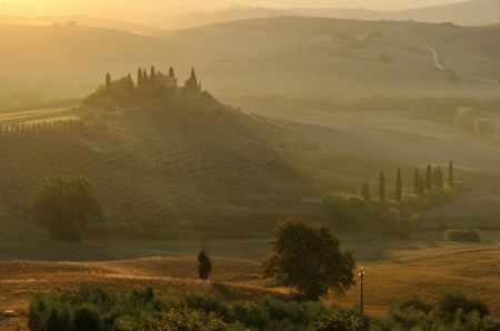 Podere in fall  photo