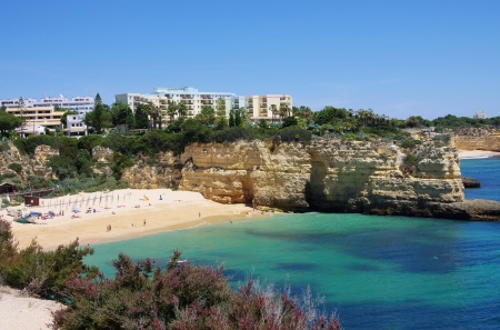 barlavento: Algarve beach 21