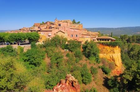 roussillon: Roussillon Stock Photo