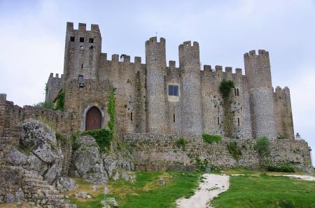 fortress: Obidos castle
