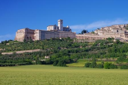 Assisi  写真素材