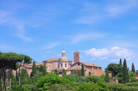 Rome Santi Giovanni e Paolo  photo