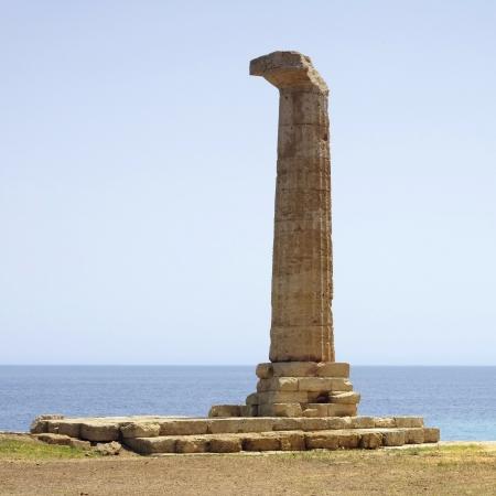 capo: Capo Colonna column