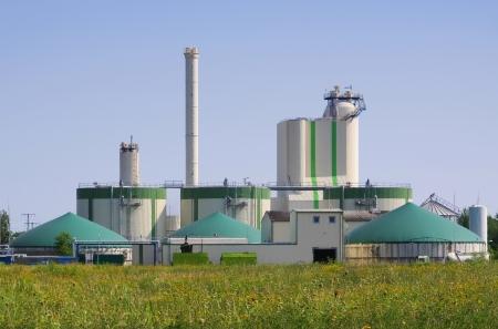 anaerobic: biogas plant  Editorial