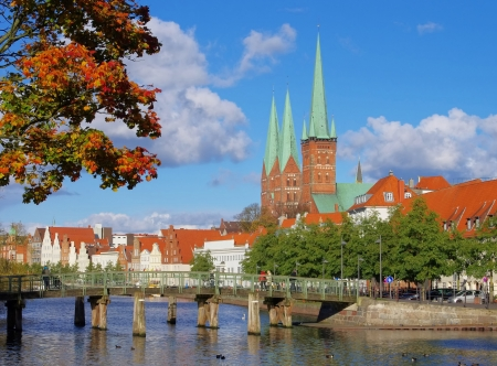 trave: Luebeck