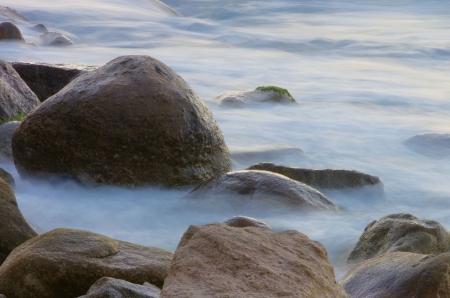Felsen in der Brandung - rocks in surf 06 photo